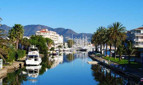 Rent a car in Empuriabrava